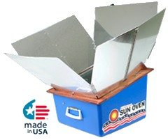 solar cooking oven