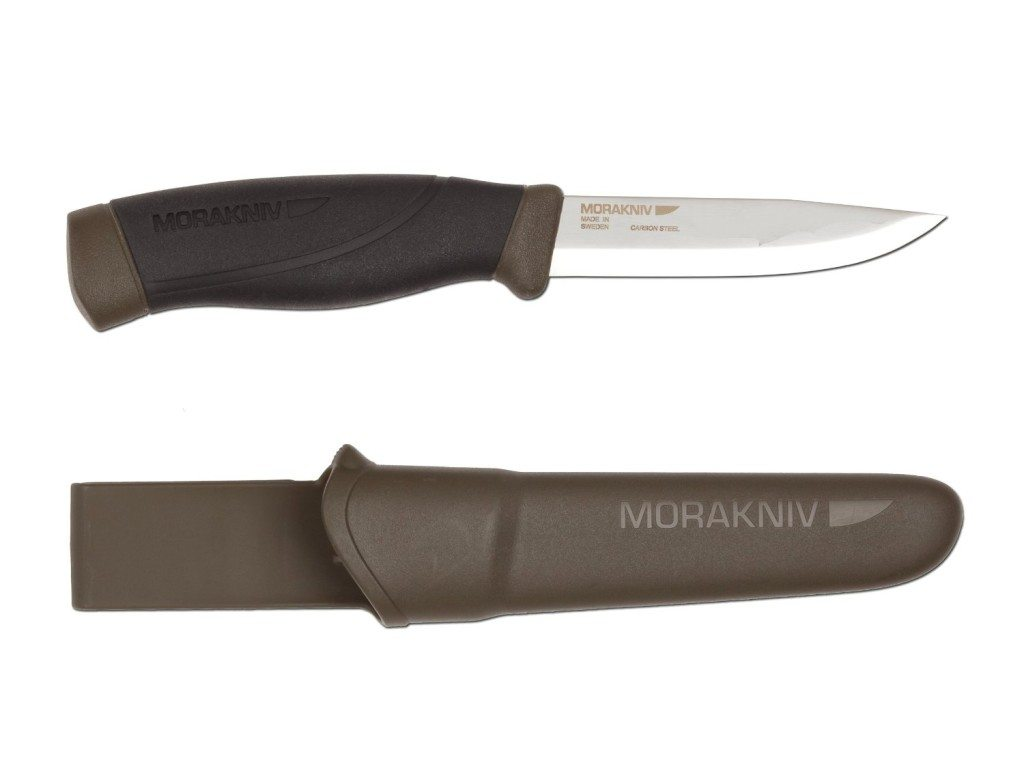 mora survival knife