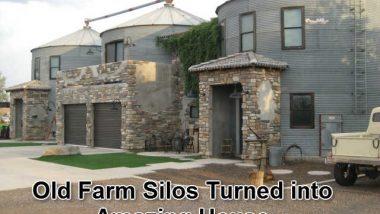 silo farm house