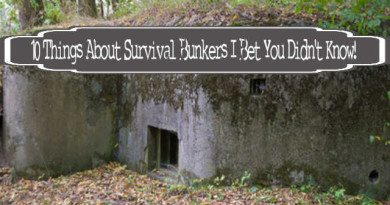 survival bunkers