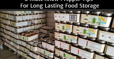 8_Must_Know_Prepper_Tips_For_Long_Lasting_Food_Storage