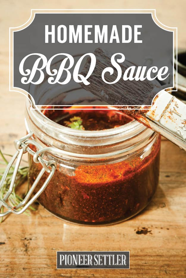 how to make homemade barbecue sauce with ketchup