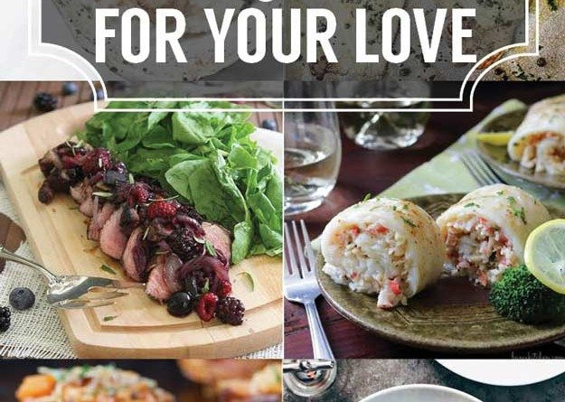 Dinner ideas for two total survival for Easy romantic meals to cook for him