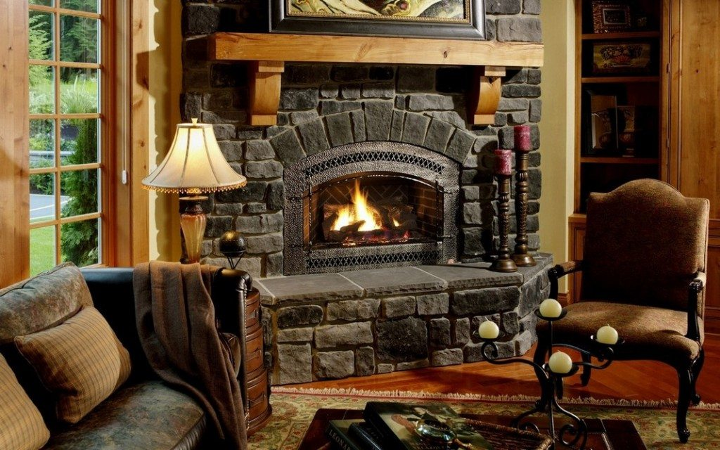 old stone fireplace. The First Steps In Building An All Natural Stone Fireplace  Total Survival