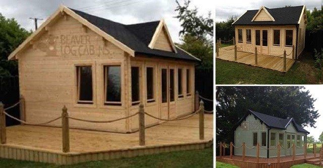 Now You Can Build Your Own Personal Retreat for Just $6,000