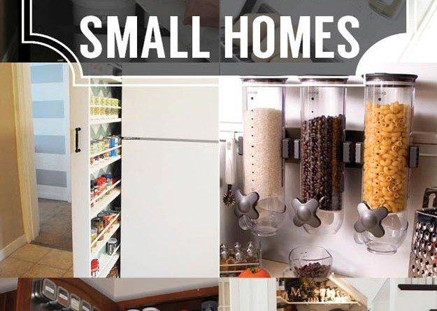 Excellent Storage Ideas For Small Homes Edeprem Com Largest Home Design Picture Inspirations Pitcheantrous