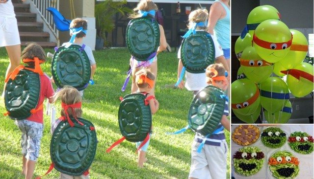 The Best Teenage Mutant Ninja Turtles Party Ideas Total