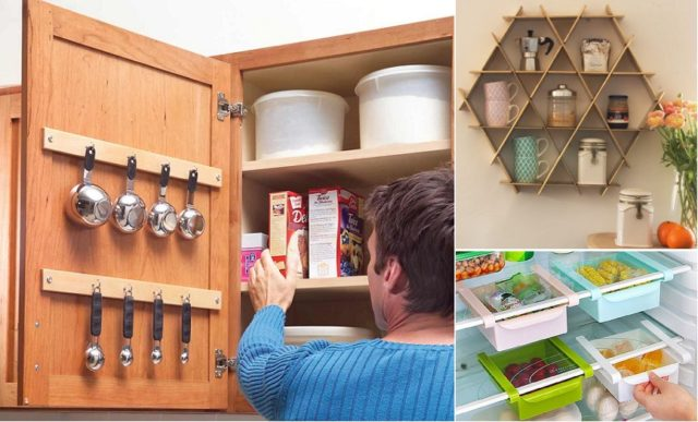 Quick and Clever Kitchen Storage Ideas - Total Survival