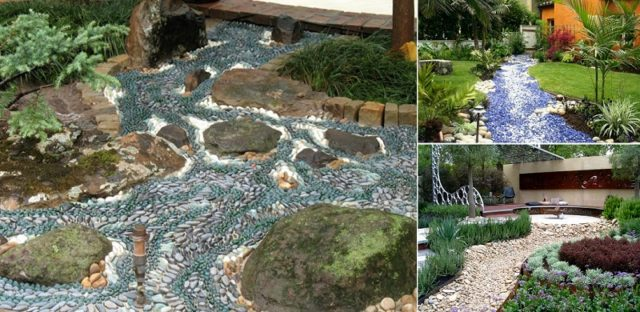 How to Create a Dry Creek Bed Garden - Total Survival