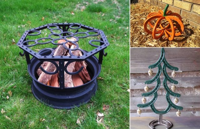 Diy horseshoe craft project ideas total survival for Wholesale horseshoes for crafts