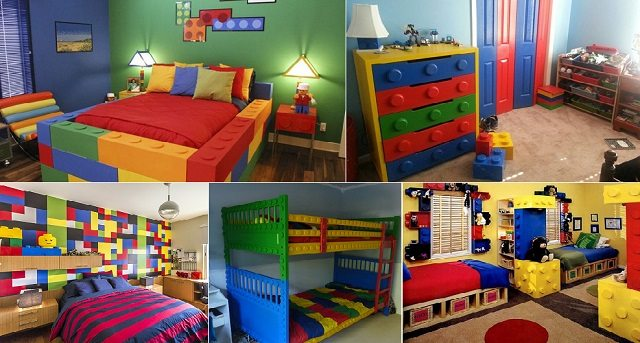 Awesome Lego Themed Bedroom Ideas Total Survival
