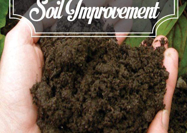 Homesteader s guide to soil improvement total survival for Soil improvement