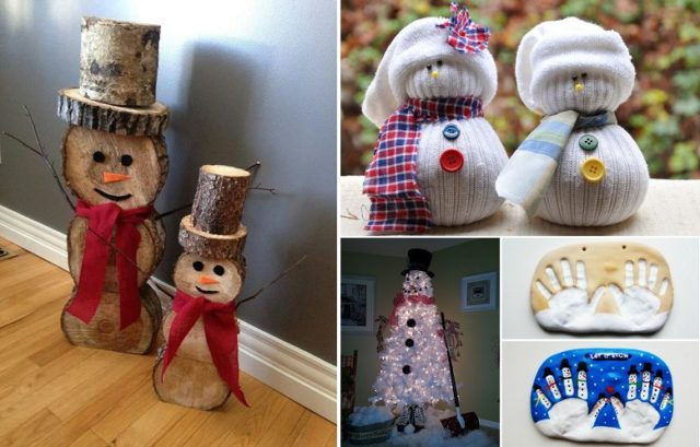 50+ OF THE BEST DIY Homemade Christmas Decorations