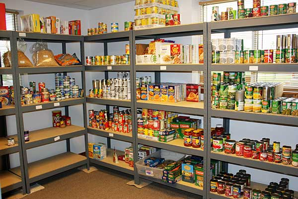 Blue Mounds Food Pantry