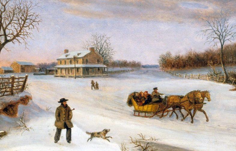 winter-painting-Thomas-Birch