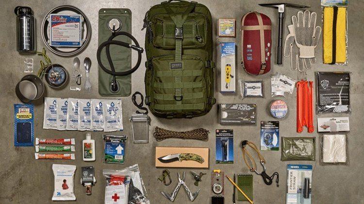 Survival Life S Comprehensive Checklist For 72 Hour