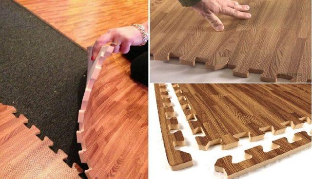 Soft Wood Tiles Total Survival