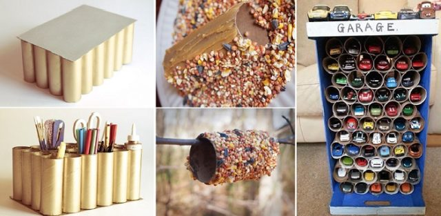 12 ways to reuse empty toilet paper rolls around the house - Total ...