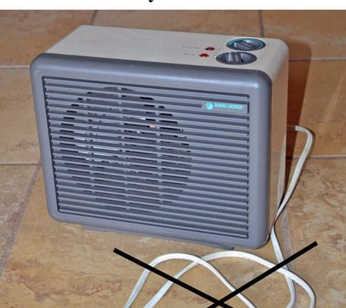 Portable Heater That Runs On Batteries Portable Dishwasher Meme Portable Tv Vintage Portable Solar Panel Van: Do Battery Powered Space Heaters Or Emergency Heaters