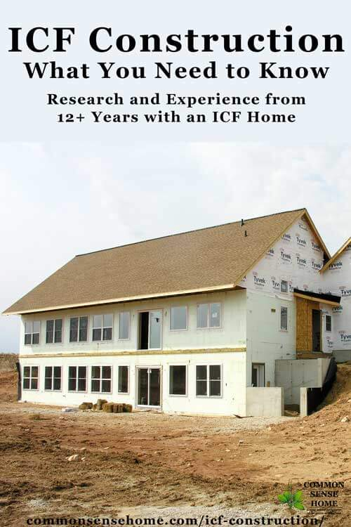 Icf construction what you need to know about an icf home for When building a new home what to know