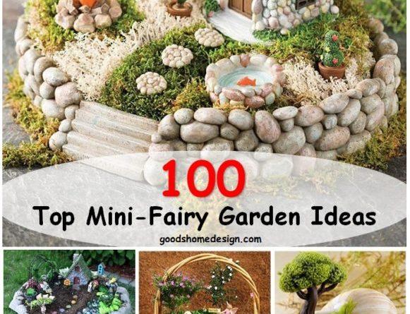 Take Your Pick! The Top 100 Miniature Fairy Garden Design Ideas ...