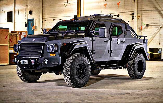 Brutal And Beastly 13 Badass Bug Out Vehicles Total