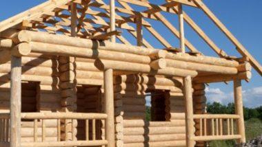 diy cabin build